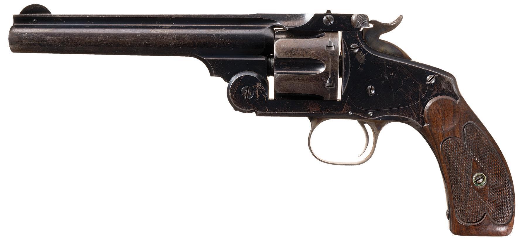 Smith & Wesson New Model No. 3 Revolver