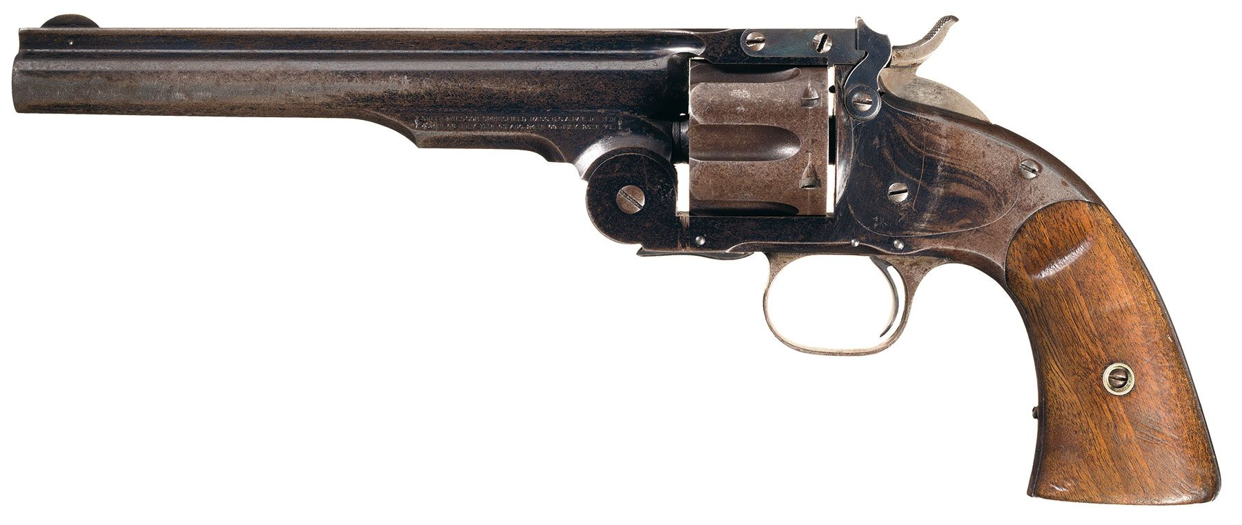 W. J. Jeffery & Co. Steyr Model 1892 Bolt Action Sporting